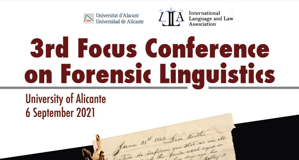 Conference Linguistic Forensic