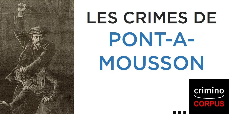 CRIMES DE PONT A MOUSSON by CRIMINOCORPUS